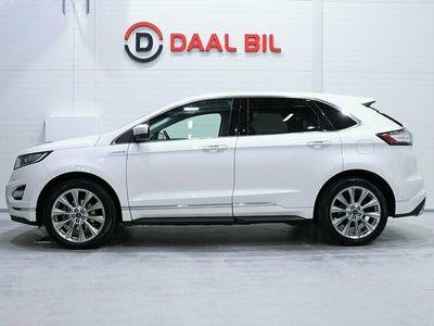 begagnad Ford Edge 2.0 TDCI BITURBO AWD 210HK VIGNALE PANO NAV D-VÄRM