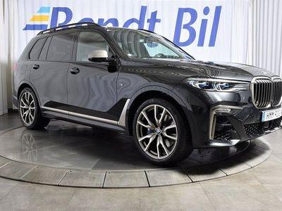 begagnad BMW X7 M 50i / Leveransklar i Maj