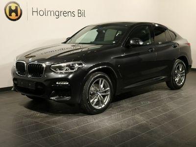 begagnad BMW X4 xDrive 20d M-Sport Värmare Navi