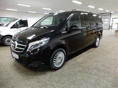 begagnad Mercedes V250 d 4MATIC 7G-Tronic Plus Euro 6 7-sits 190hk