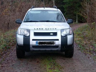 begagnad Land Rover Freelander 1.8 Nybesiktad