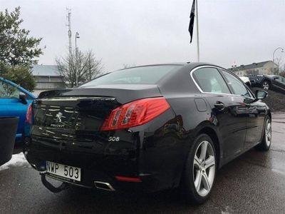 begagnad Peugeot 204 508 GT 2.2 HDihk Aut Drag