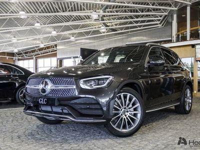 begagnad Mercedes GLC220 d 4MATIC // AMG Line & Värmare //