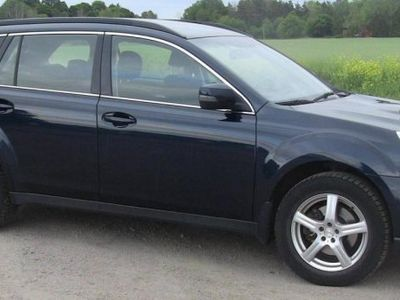 begagnad Subaru Outback -13