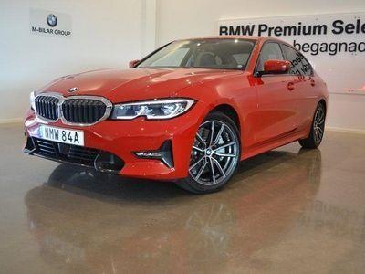 begagnad BMW 330 i Sedan/ Sport Line/ Winter/ Laserlig -19