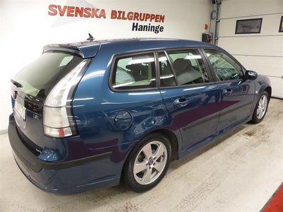 begagnad Saab 9-3 1.8T BioPower SportCombi 5-Vxl S+V hjul