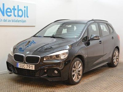 begagnad BMW 225 XE M Sport 224hk Head-up