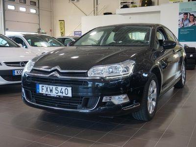 brugt Citroën C5 Sedan 1.6 e-HDi S&V-Hjul (114hk)