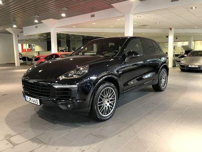 begagnad Porsche Cayenne DIESEL PLATINUM EDITION