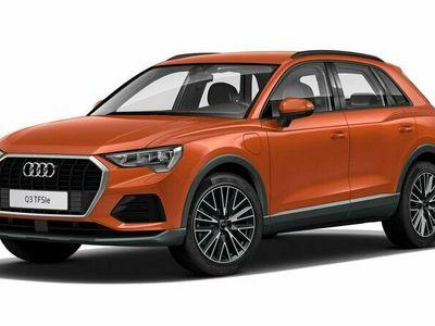 begagnad Audi Q3 TFSI e 245hk Laddhybrid Nu beställningsbar
