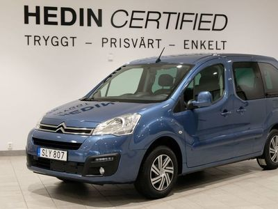 begagnad Citroën Berlingo Multispace 1.2 PureTech Manuell. 110hk. 2019