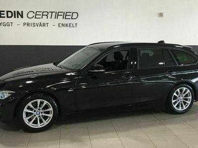 begagnad BMW 320 d Touring SPORT 163HK