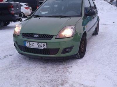 begagnad Ford Fiesta 1,3 -07