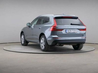 begagnad Volvo XC60 D4 Awd Business Advanced Aut Voc Drag Teknikpkt