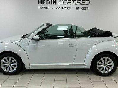 begagnad VW Beetle THE