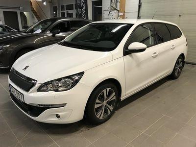 begagnad Peugeot 308 SW 1.6 HDI Active Drag, Vhjul, Mv