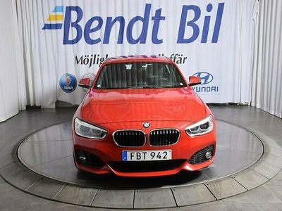 begagnad BMW 118 i M Sport 136hk / 1års garanti