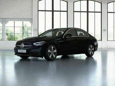 begagnad Mercedes C200 - BenzSE - EDITION PRIVATLEASING FRÅN 4 995 KR / MÅN