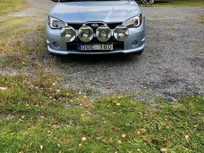 begagnad Subaru Impreza 2.0 låg mil