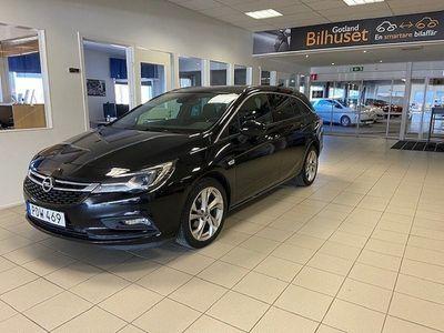 begagnad Opel Astra 1.4 Turbo Dynamic Euro