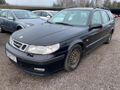 begagnad Saab 9-5 SportCombi 2.3 T SE 170hk