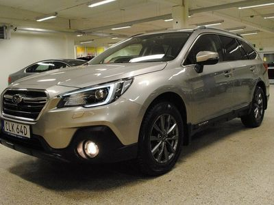 begagnad Subaru Outback 2.5 4WD Aut 175hk Active Drag. Mv 1095 mil