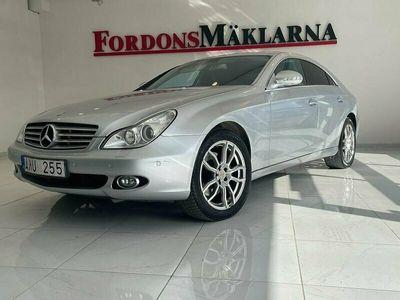 begagnad Mercedes CLS500 / AMG / 7G-Tronic / Navi / Taklucka