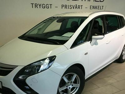 begagnad Opel Zafira Tourer 1.6 CDTi 7 - Sits Dieselvärmare / Drag