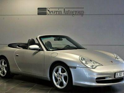 begagnad Porsche 911 Carrera Cabriolet 911 4 Aut 2002, Cab Pris 329 000 kr