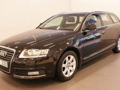 begagnad Audi A6 2.0 TDI 2011, Kombi 114 900 kr