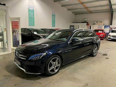 begagnad Mercedes C350 T e AMG SE, Airmatic, Värmare, Krok, GPS