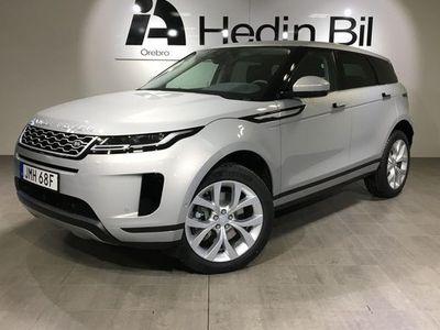 begagnad Land Rover Range Rover evoque SE P200 AWD PL MÅNADEN 2020, SUV 500 800 kr