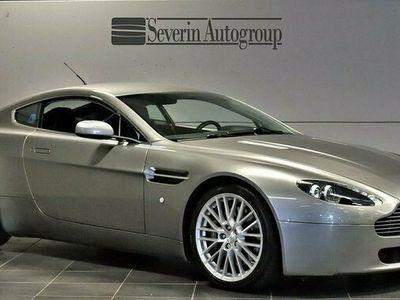 begagnad Aston Martin V8 Vantage4.3 6-vxl (385hk) 6100mil