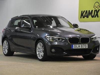 begagnad BMW 118 i 5dr M-sport S&V-Hjul (136hk) -17