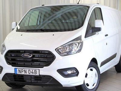 begagnad Ford Custom 2.0TDCI 170HK L2 DRAG TREND
