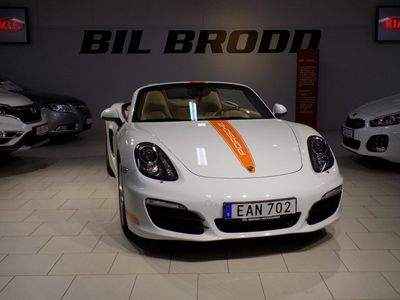 begagnad Porsche Boxster S 3,4 315hk