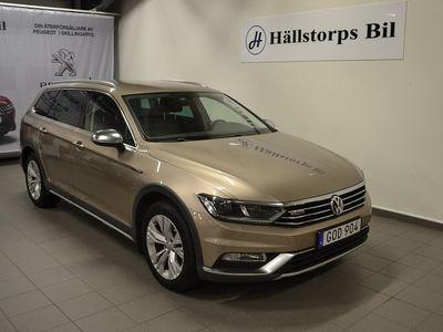 begagnad VW Passat Alltrack 2.0 TDI 190HK 4MOTION DRAG AUTO