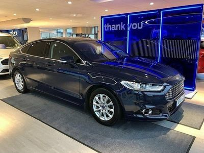 begagnad Ford Mondeo 2.0TDCi AWD (180hp) Business 5dr