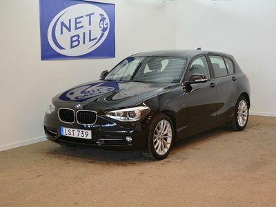 gebraucht BMW 118 d Sport Line 143hk