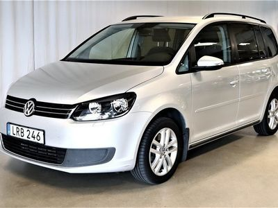 used VW Touran 2.0 TDI (140hk)