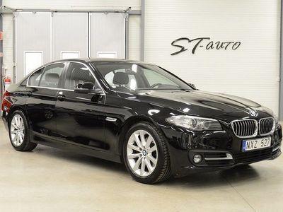 begagnad BMW 520 d Sportpaket Drag 184Hk