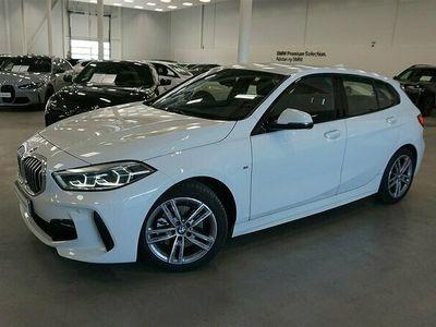 begagnad BMW 118 M Sport Rattvärme