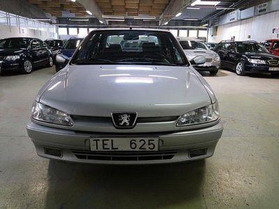 begagnad Peugeot 306 Sedan 1.6 89hk