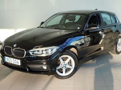 begagnad BMW 118 i 5d Modell Advantage