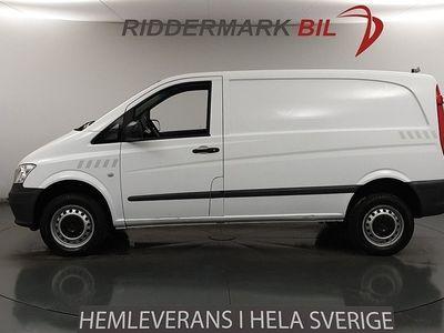 begagnad Mercedes Vito 116 CDI 4x4 W639 (163hk)