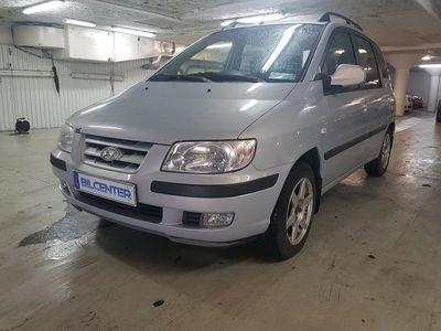 brugt Hyundai Matrix 1.8 122HK Nybesiktigad IDAG