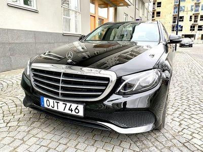 brugt Mercedes E220 d 9G-Tronic Euro 6 194hk