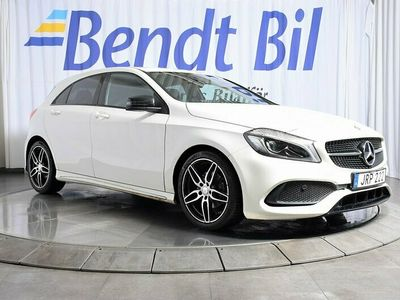begagnad Mercedes A180 AMG Sport/ Night Pack/ Backkamera
