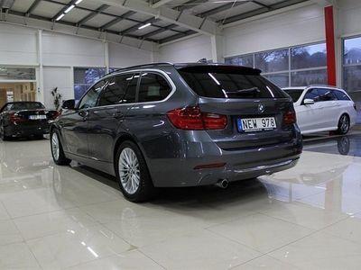 begagnad BMW 320 d Touring 184Hk / Sportline / Aut / Drag