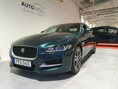 begagnad Jaguar XE 2.0 D Aut R-Sport 180hk Glastak drag